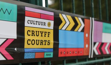 Kick-Off Cultuur@CruyffCourts in Alkmaar